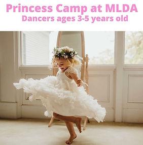 Princess Camp