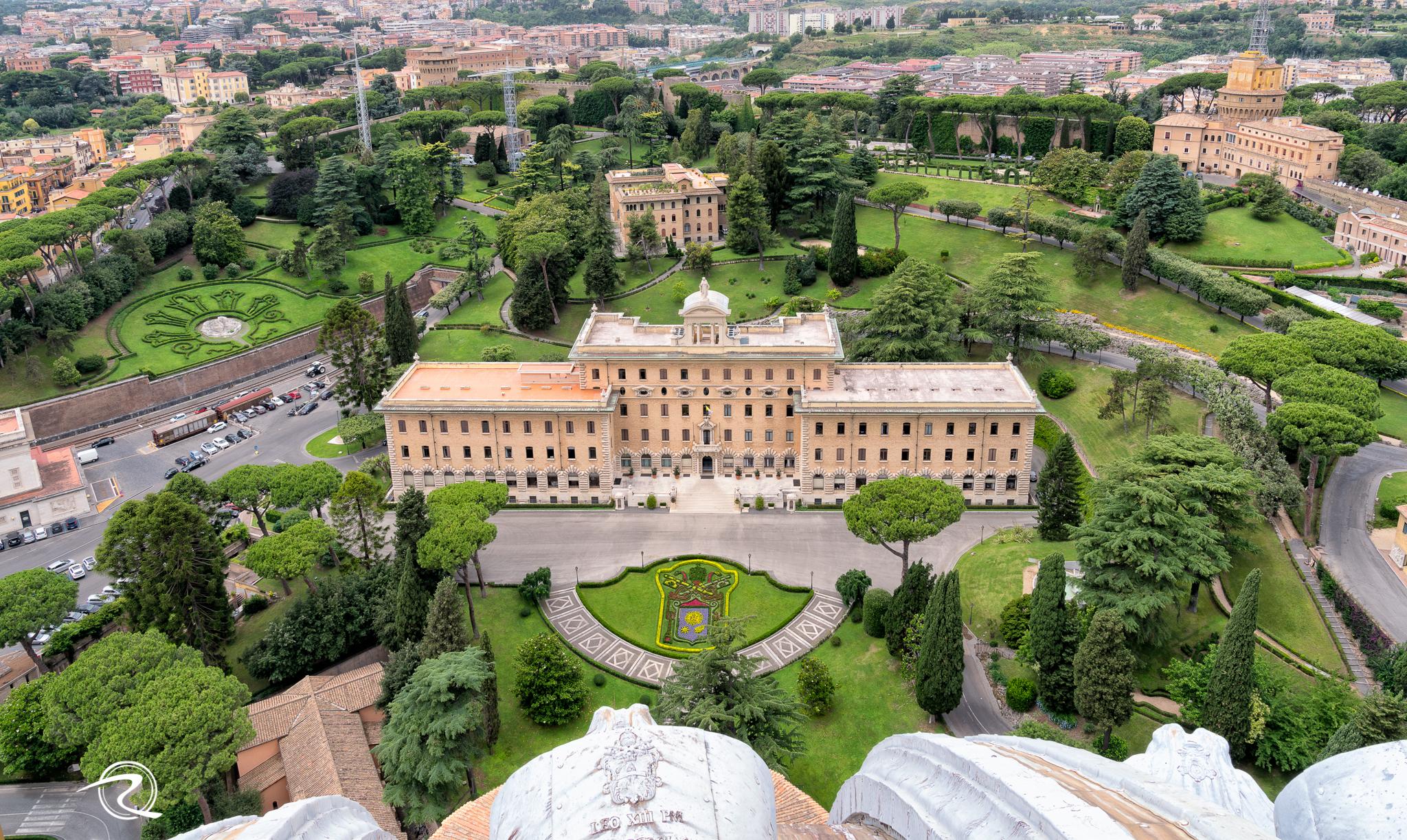 Vatican City & Garden