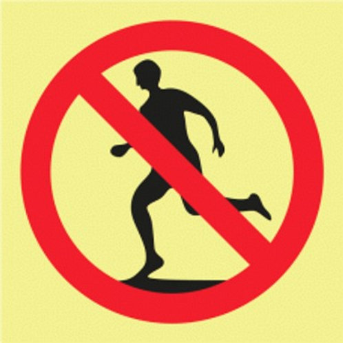 (20907) Proibido Correr