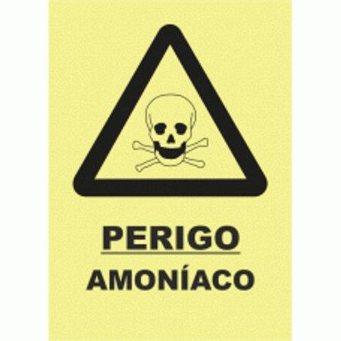 (30029) Perigo Amoníaco