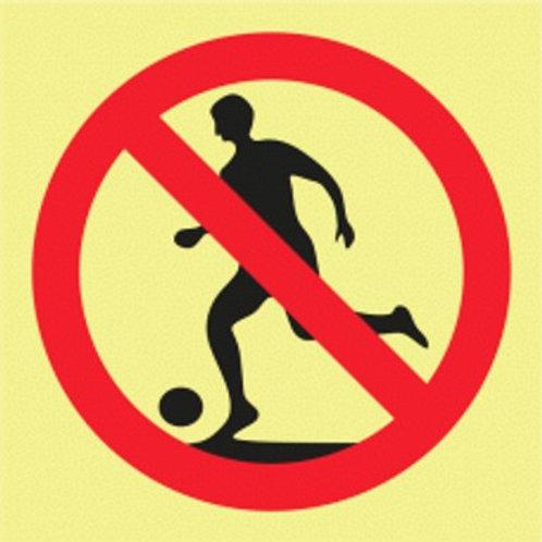(20906) Proibido Jogar Bola