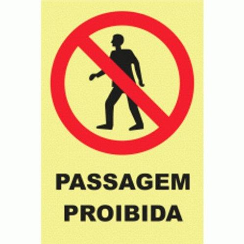(20913) Passagem Proibida