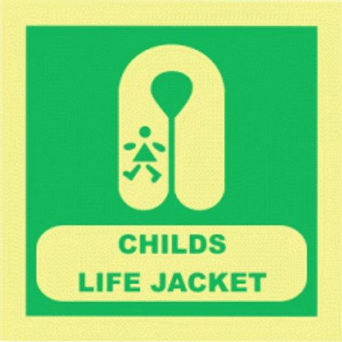 (80031) Colete Salva Vidas Crianças
