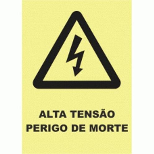 (30019) Alta Tensão Perigo de Morte
