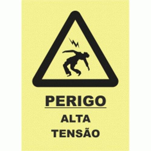 (30021) Perigo Alta tensão