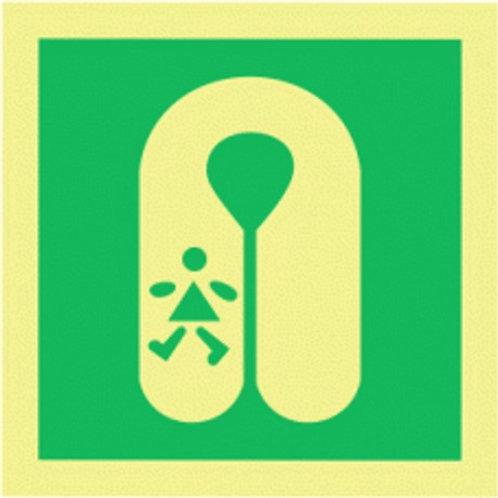 (80011) Colete Salva Vidas Criança