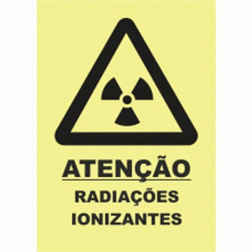 (30026) Atenção Radiações Ionizantes