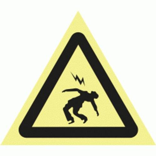 (30017) Perigo de Alta Tensão