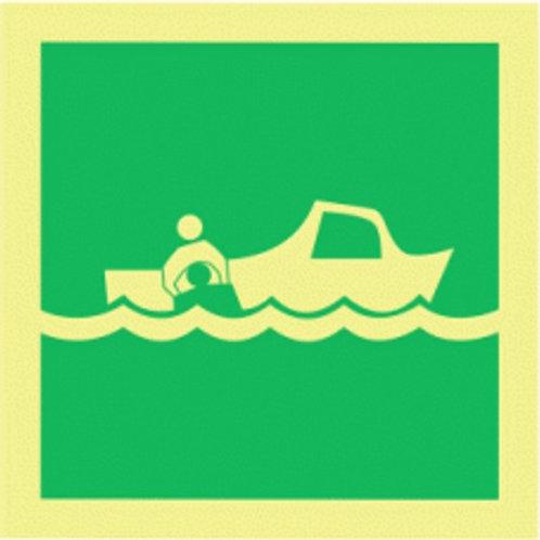(80020) Bote de Resgate
