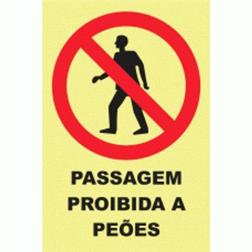 (20911) Passagem Proibida a Peões