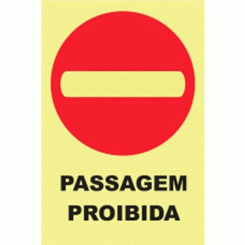(20910) Passagem Proibida