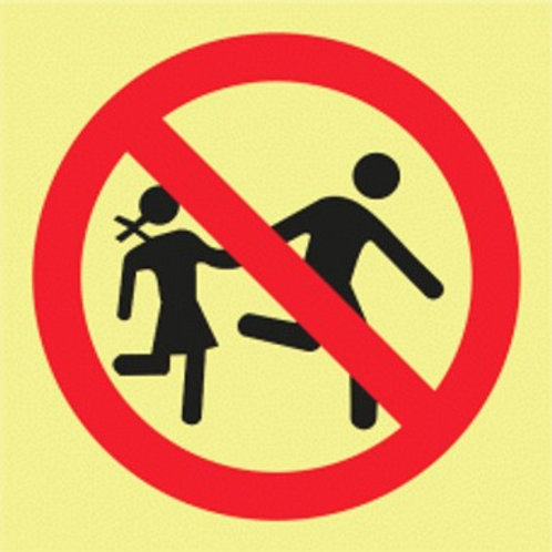 (20908) As Crianças não Devem Brincar Neste Local