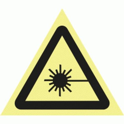(30013) Perigo Raios Laser