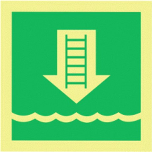 (80017) Escada de Embarcação