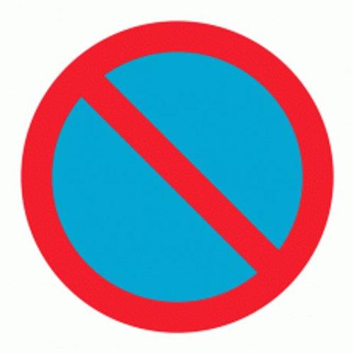(70029) Estacionamento Proibido