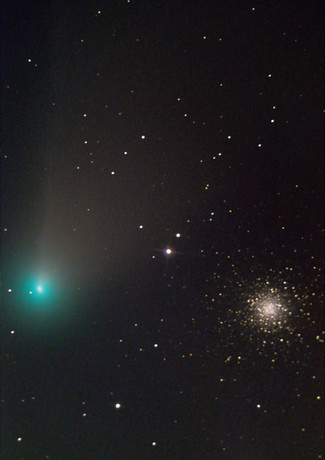 C2020 F3 (NEOWISE) M53