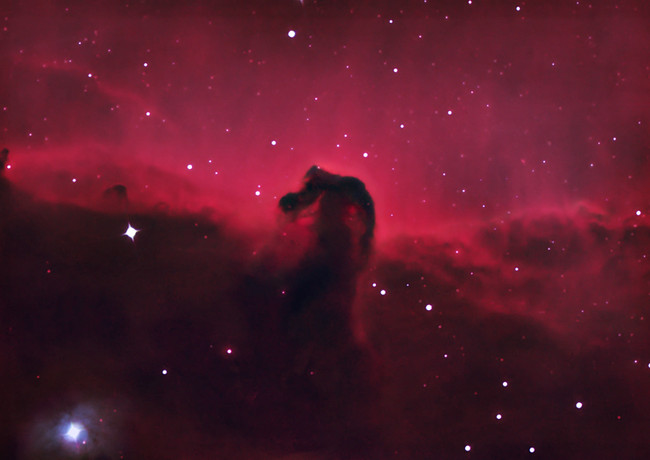 IC434+B33 Horsehead Nebula