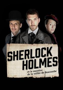 Sherlock Holmes spectacle Paris