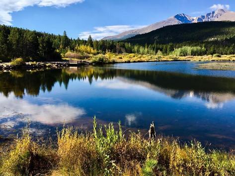 Udeshi Hargett iPhoneography - Estes Park, Colorado
