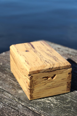 Spalted Hickory