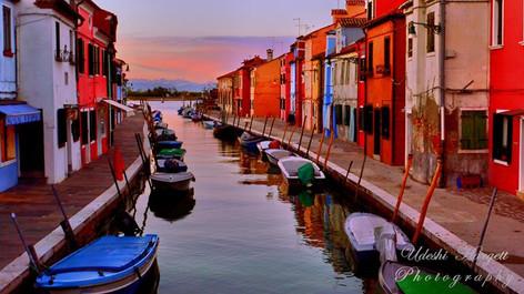 Udeshi Hargett Photography - Burano, Italy
