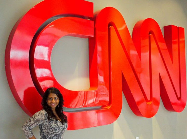 CNN World Headquaters in Atlanta