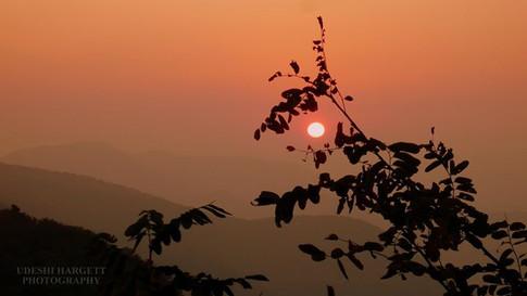 Sunrise in Greenville, South Carolina - Udeshi Hargett Photography