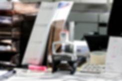 Blick in das Büro von BSS Rothen AG