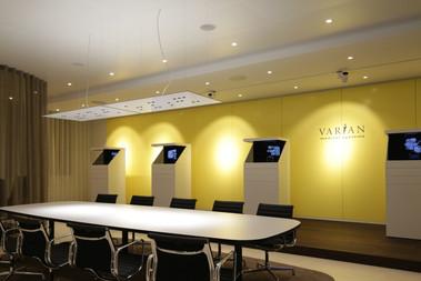 Referenz Projekt Varian Medical Systems