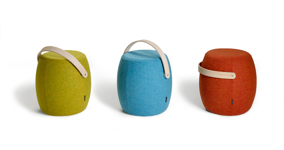 Offecct Hocker Carry On