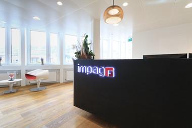 Referenz Projekt Impag AG