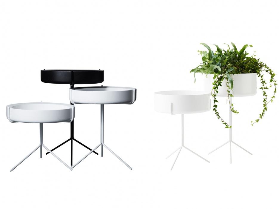 Swedese Drum Tische