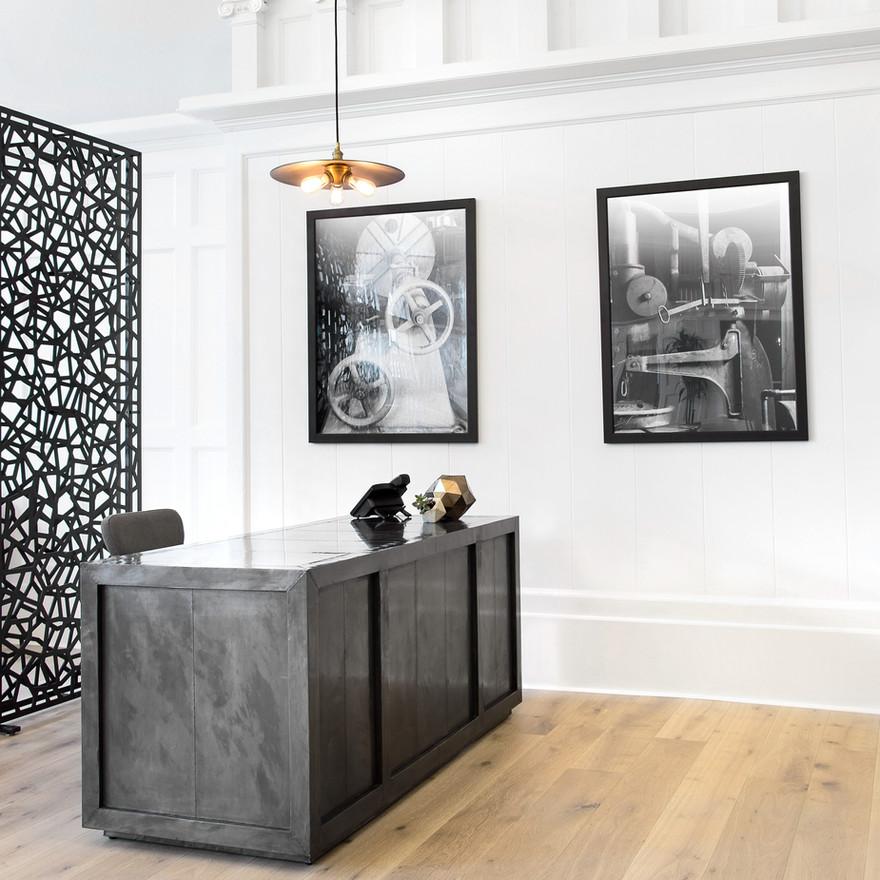 Interior design for Eclipse Ventures offices in Palo Alto by interior designer Dana Ben Shushan, Dana Design Studio
