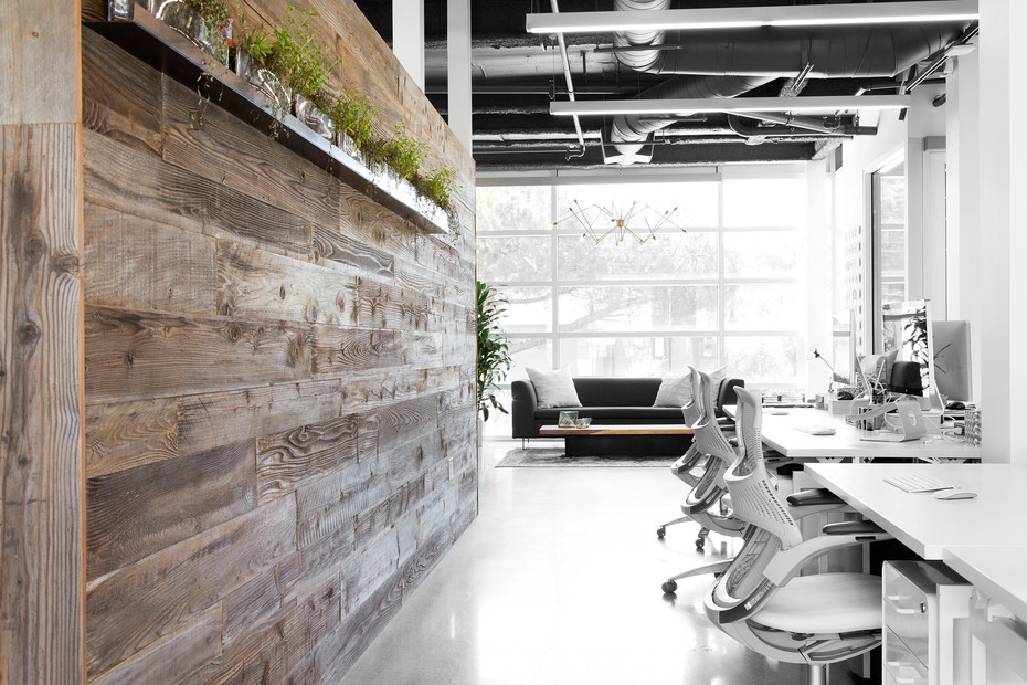 Commercial interior architecture for Innovation Endeavors by Dana Ben Shushan at Dana Design Studio