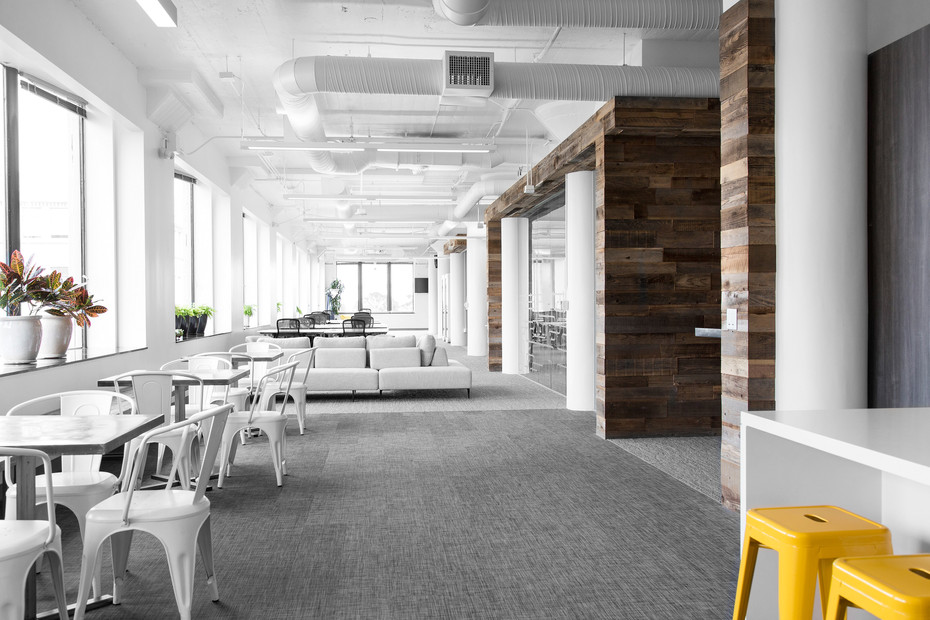 Commercial interior architecture for HealthTap by Dana Ben Shushan at Dana Design Studio