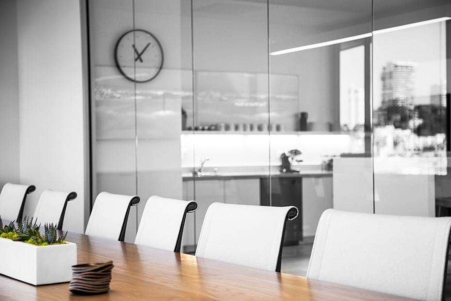 Commercial interior architecture for Glynn Capital by Dana Ben Shushan at Dana Design Studio