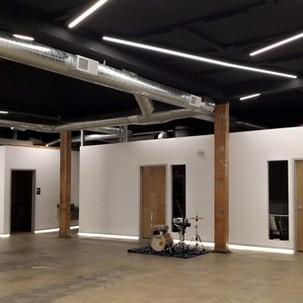 LED Performing Arts Studio / Downtown Boise, Idaho