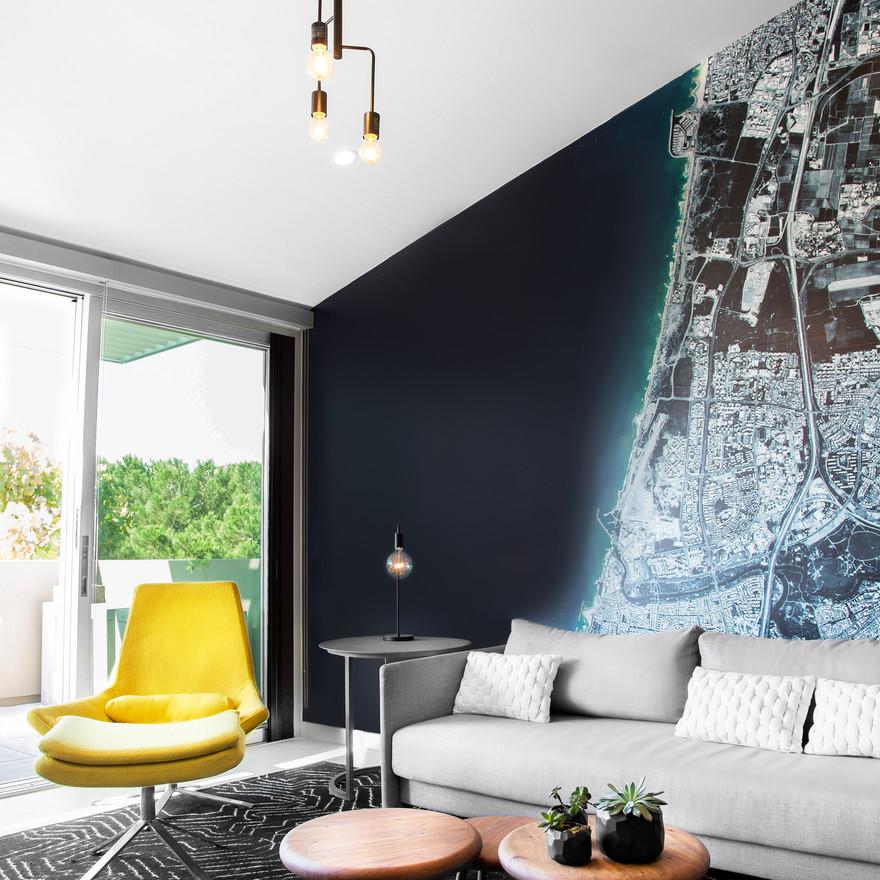 Interior design for Innovation Endeavors offices in Palo Alto by interior designer Dana Ben Shushan, Dana Design Studio