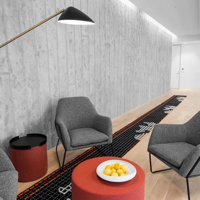 Glynn Capital Company offices interior design by Dana Design Studio, interior designer Dana Ben Shushan