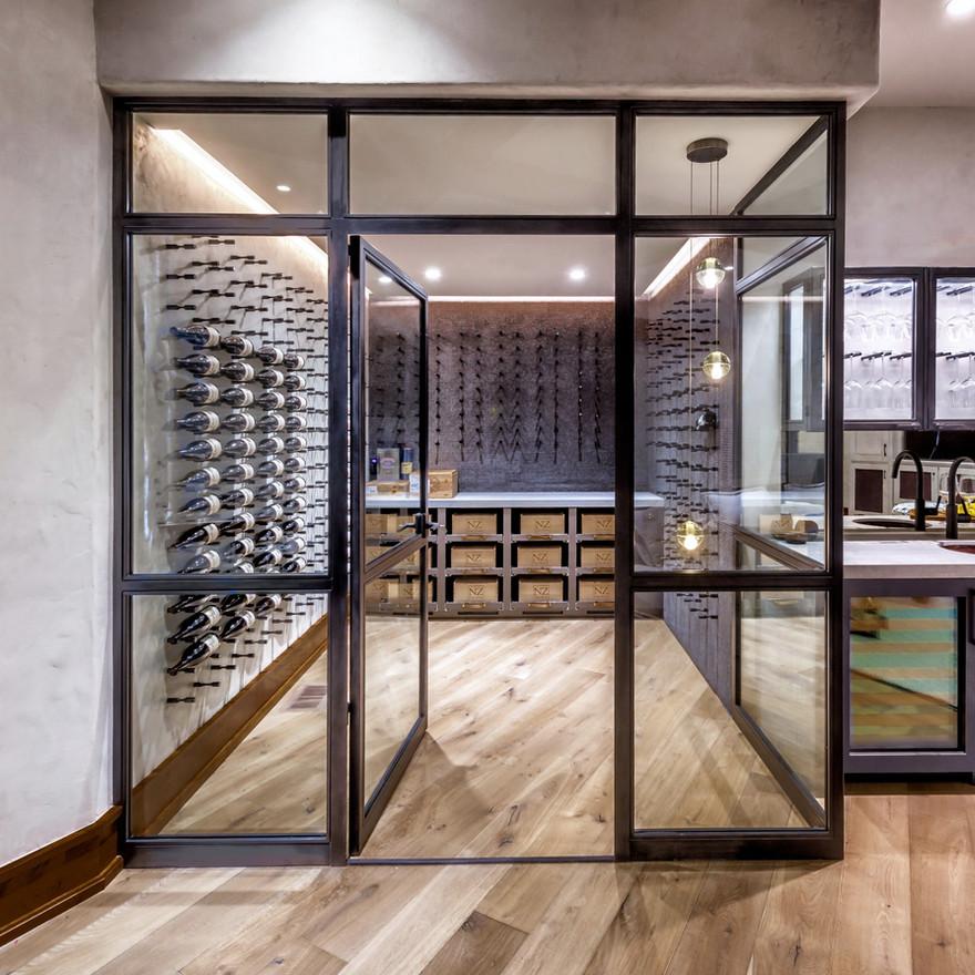 Interior design for private home in Tahoe by interior designer Dana Ben Shushan, Dana Design Studio