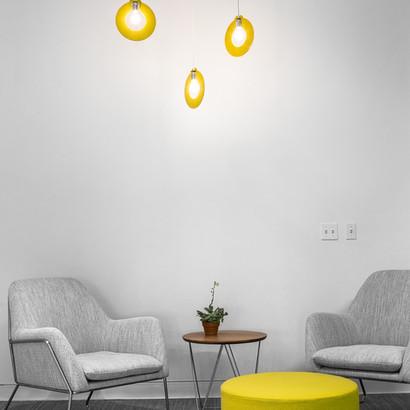 Interior design for Puls offices in San Francisco by interior designer Dana Ben Shushan, Dana Design Studio