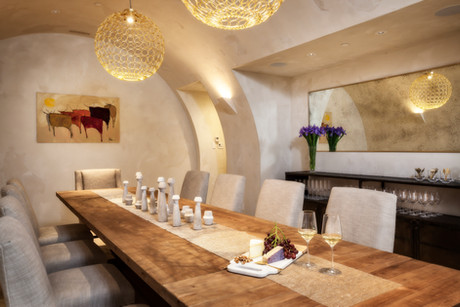 Residential Interior Architecture for Los Altos Hills private home by Dana Ben Shushan at Dana Design Studio
