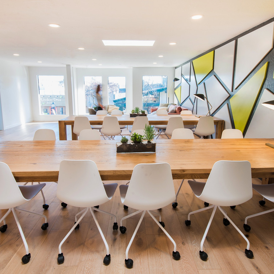 Interior design for We Act Ventures offices by interior designer Dana Ben Shushan, Dana Design Studio