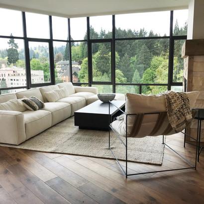 Interior design for Portland by interior designer Dana Ben Shushan, Dana Design Studio