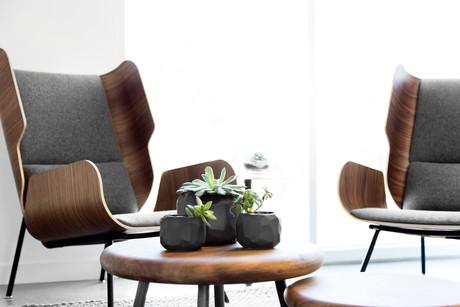 Commercial interior architecture for Innovation Endeavors by Dana Ben Shushan at Dana Design Studio