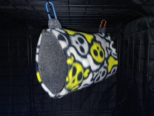 Yellow/Grey/white Skulls Tunnel
