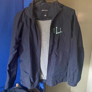 Monagrammed jacket