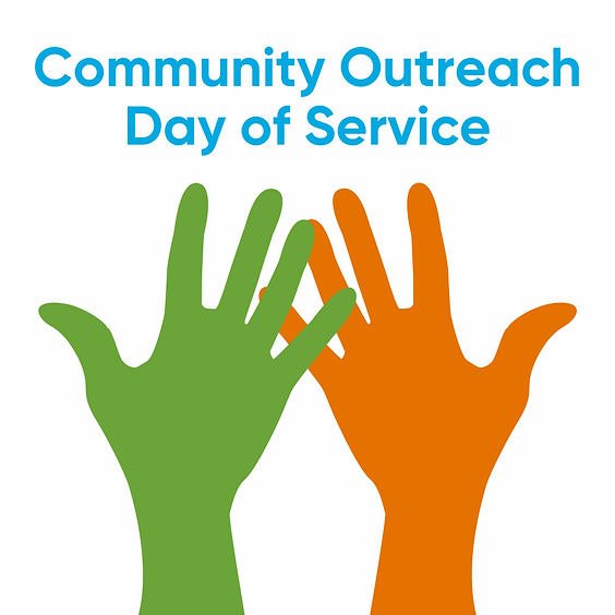 Community Outreach Day of Service
