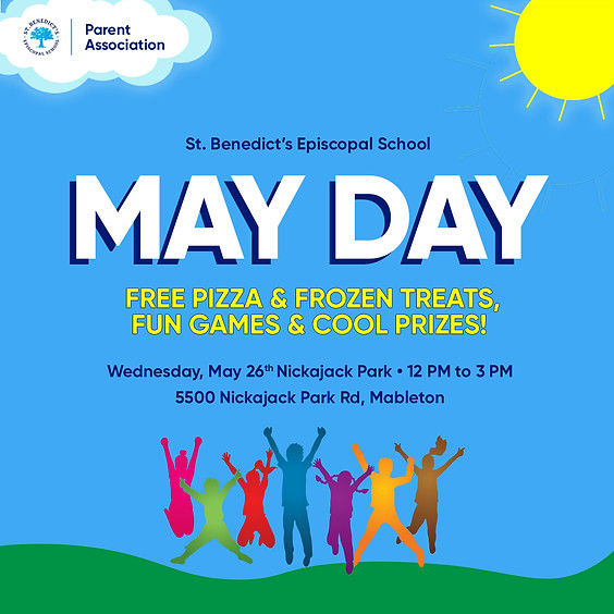 St. Benedict's May Day