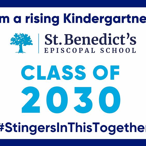 Rising Kindergarten Move-up Presentation